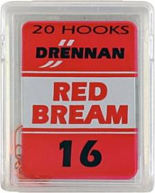 DRENNAN RED BREAM 20szt.