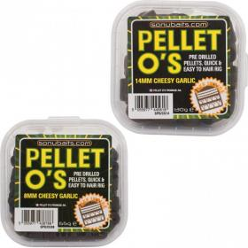 SONUBAITS PELLET CHEESY GARLIC 14MM
