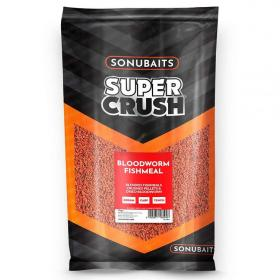 SONUBAITS SUPERCRUSH  BLOODWORM GROUN S0770016