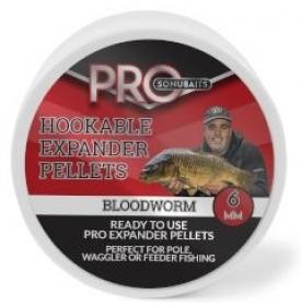SONUBAITS PRO HOOK EXPANDER 6MM BLOODWORM S0820013