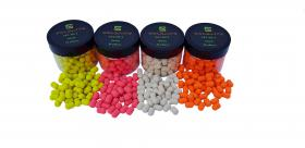 solbaits secret wafters 6mm orange