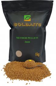 SOLBAITS METHOD PELLETS 2MM 1KG