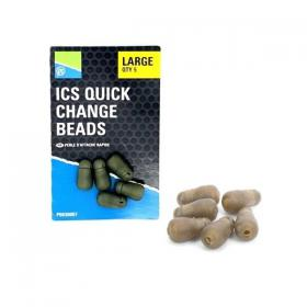 ŁĄCZNIKI ICS QUICK CHANGE DURA BEADS  L P0030007