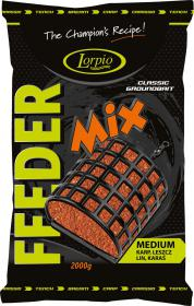 ZANĘTA LORPIO FEEDER MIX MEDIUM 2000G