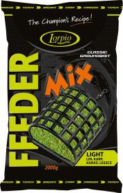ZANĘTA LORPIO FEEDER MIX LIGHT 2000G
