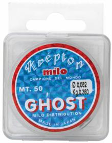 GHOST ŻYŁKA MILO 0,087MM / 50M